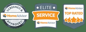 Home Advisor badges